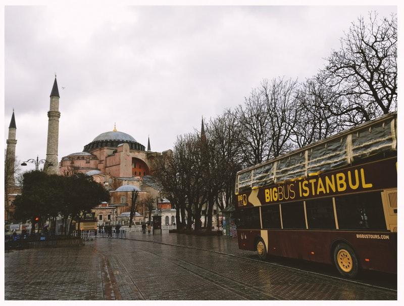 Tag på din drømmerejse til Tyrkiet